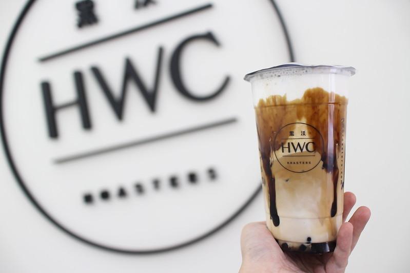 古亭下午茶 HWC黑沃咖啡、拿鐵推薦
