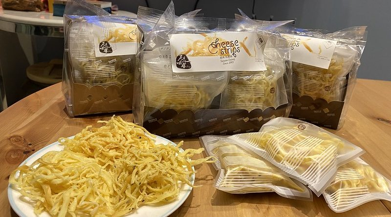 原味千尋乳酪絲-團購零食