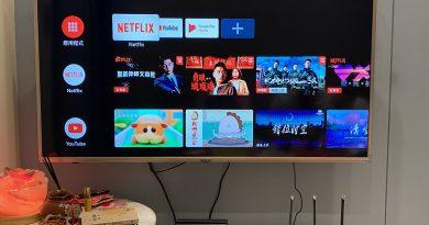 Dynalink電視盒 Netflix