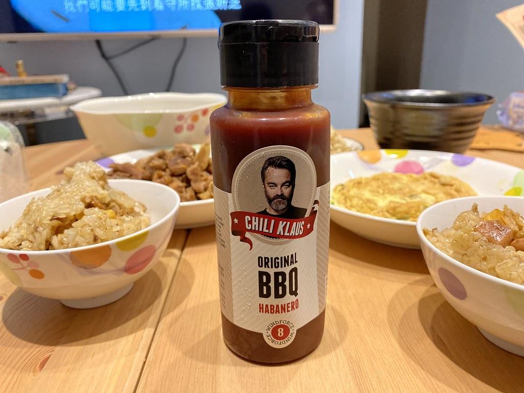 丹麥 Chili Klaus-Asia BBQ風味 辣番茄醬