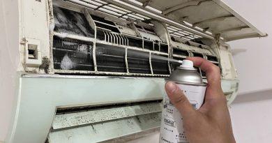 愛菲斯居家美學 HOME CLANE 免水洗空調冷氣清潔劑