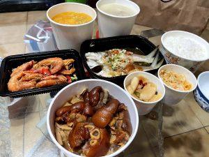 台北好吃防疫套餐外帶-士林台南海鮮會館